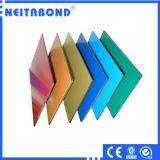 High Strengh PVDF Coating 4mm Common Core Aluminium Composite Pane