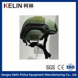 Mich2000b Nvg Mount Side Rail Kevlar Bulletproof Helmet