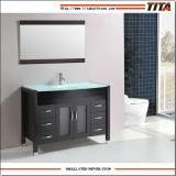"""48"""" Floor Standing Single Sink Solid Wood Bathroom Vanity (T9132A)"""