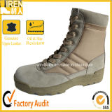 Toe and Heel to Be Stitched Desert Army Boots