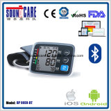 APP Support Wireless Arm Blood Pressure Monitor (BP 80EH-BT) with Large LCD