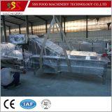 Fish Washing Machine High Throughput Stainless Steel Fish Cleaning Machine