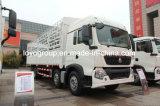 Sinotruk T5g 8X4 Brand New Competitive Stake Cargo Truck Price