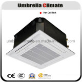 Chilled Water System Four Way Ceiling Cassette Fan Coil Unit