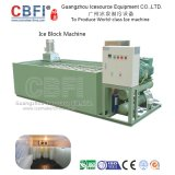 1 Ton to 100 Tons Low Power Consumption Block Ice Machine