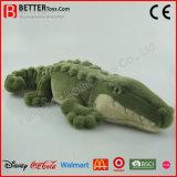 Realistic Stuffed Animal Plush Toy Crocodile
