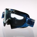 Tactical Windproof Dustproof Goggles Protective Goggles Blue