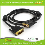 Gold Plug 6FT DVI Cable