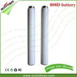 Top Selling 180mAh/280mAh 808d E Cig Rechargeable Battery