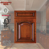 Guangdong Factory Used Wood Kitchen Cabinet Door (GSP5-001)