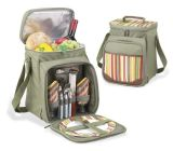 Promotional Insulated Ice Freezable Cooler Lunch Picnic Cooler Bag