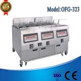 Potato Chips Making Machine Price/Chicken Machine/Commercial Deep Fryers/Chicken Legs Meat Balls Open Fryer