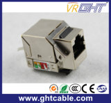 FTP Cat5e Information Modular Jack (Manual Operation)