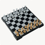 Table Games Folding Magnetic Chess (H3358305)