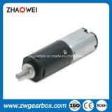 3.0V 10mm Low Noise High Ratio Small Planetary Reducer Gearbox