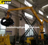 Garbage Crane Used Handle Waste Incineration Treatment