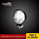 """4"""" 18W Car Accessories LED Working Light"""