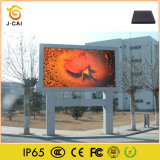P12.5 Outdoor Advertising on Building LED Video Wall