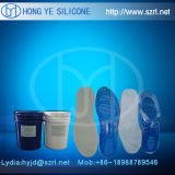 Machine Operating Pouring Silicone Rubber for Insoles with ISO Approved