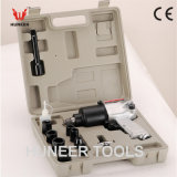 """Pneumatic Tools for 1/2"""" Twin Hammer Air Imapct Wrench Kit"""