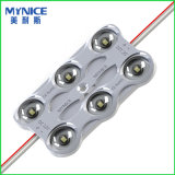 3W High Power High Brightness 6LEDs Modules for Sign Light Box IP67