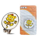 12 Chinese Zodiac Golf Magnetic Ball Marker with Clip