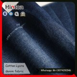 Factory Hot Sale Textile Fabric Twill Slub Stretch Denim Fabric