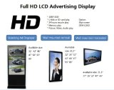 1080 1920 Full HD LED LCD Display for Advertising and Restaurant