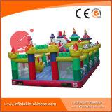 Inflatable Bouncer Slide/ Clown Amusement Park (T6-002)