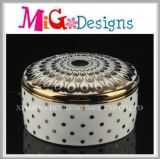 New Design Modern Home Decorative Ceramic Jewelry Box