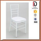 Wholesale White Wedding Metal Stackable Chiavari Chair (BR-C094)