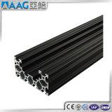 Anodized Clear T Slot Aluminium Extrusion