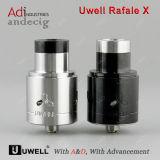 a&D Offer Original Uwell Rafale X Rda Black Silver