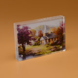 Acrylic Magnet Lucite Plexiglass Picture Frame