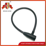Jq8203-X High Safety Durable Bicycle Lock Motorcycle Steel Cable Lock