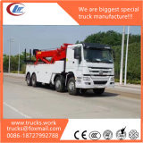 30ton HOWO 8*4 Drive Emergency Rescue Tow Truck Euro4