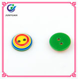Colorful Round Button Candy Shirt Button Overcoat Button