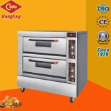 Wholesales Bakery Equipment Double Deck Electric Oven for Baking Price
