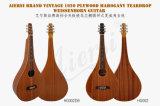 Teardrop Shape Mahogany Plywood Weissenborn Hawaiian Guitar (HG002)