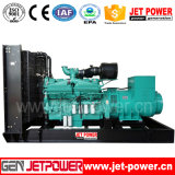 240kw 300kVA Powered by Doosan Electric Diesel Engine Generator