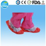 Plastic Shoe Cover, Disposable Shoe Cover, PE/CPE Shoe Cover