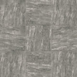 Light Grey Stonelike Ceramic Floor Tiles for Europe 60X60cm