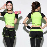 High Quality Women Fitness Clothes Gym Running Yoga Clothing