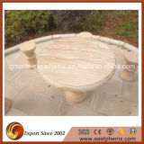 Good Quality Sandstone Round Table