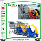 New Style Supermarket Kids Trolley