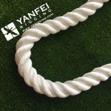 8 Strand White PP Rope Supplier