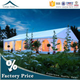 Temporary Movable 6m/10m/12m/15m Width Span Traditional Marquee Party Wedding Tent with Chiarivari Chairs