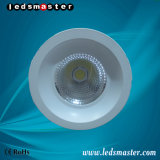 40W Dimmable LED Downlight with CE/RoHS Certificate