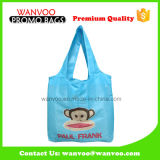 Eco Foldable Shopping Nylon Grocery Recycle Tote Bag