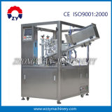 Automatic Ultrasonic Plastic/Al Tube Filling and Sealing Machine